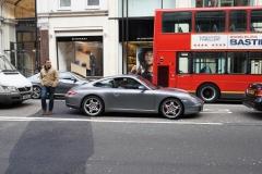 Porsche in london