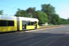Strassenbahn in Berlin