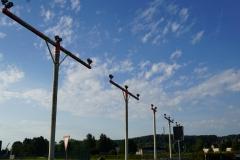 Landebahnbeleuchtung