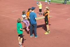 Kinder beim Sport