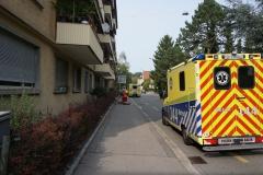 Rettungsauto Schweiz